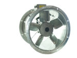 40Jm/16/4/5/40/1PH Long Cased Axial Flow Fan by Flakt Woods