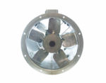 45Jm MaxFan high pressure long cased axial extract fan by Flakt Woods