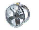 45JM/16/4/5/30/1PH Long Cased Axial Flow Fan by Flakt Woods