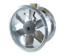 50JM/20/4/6/32/1PH Long Cased Axial Fan by Flakt Woods