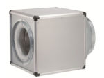 GBD500/4 Helios 3ph Gigabox centrigugal fan