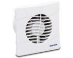 BAS150SLB Bathroom Kitchen Toilet wall mounted extractor fan by Vent Axia