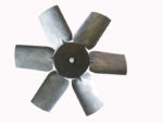 AS020928-560mm dia 160mm hub JM Impeller