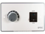 EFSC Speed Controller to fit Gas Interlock Panel