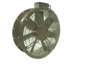 Roof Units ESC56014 Short cased axial flow extract fan also known as ZAC560-41