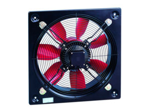 HCBB/4-500/H Soler and Palau (S&P) plate axial flow extract fan previously known E500/4/1A