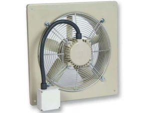 SCP400/4-1AC Elta Fans Compact Plate Axial