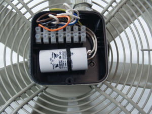 Roof units ESP63014 Plate mounted extract fan also known as ZAP630-41