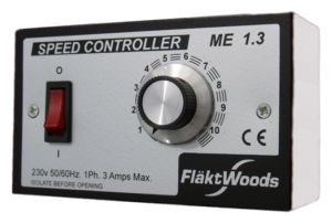 Me1 3 Speed Controller By Flakt Woods Nfan Supply
