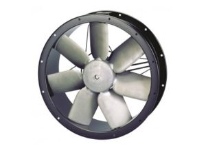 TCBB/4-630/L cased axial flow extract fan previously known CA630/4/1B