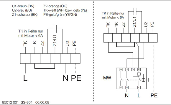 GBW45041WD ebm papst motor wiring diagram diagram wiring diagrams for diy  at fashall.co