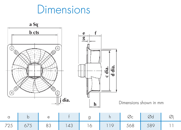 [DIAGRAM_38DE]  Roof Units ESP56014 Plate mounted extract fan also known as ZAP560-41 /  NFAN Supply & Stock Extractor Fans & Ventilation Solutions for Homes &  Businesses in the UK | Ziehl Abegg Motor Wiring Diagram |  | NFAN
